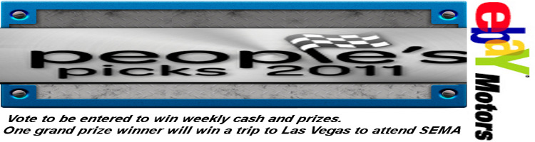 Click for a chance to win a trip to SEMA 2011