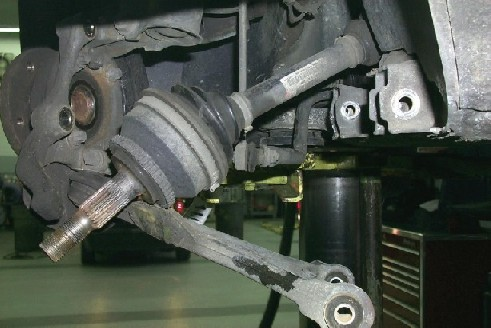 94 volvo 850 turbo trans problems resolved new axle rr hub and axle should separate like that sciox Gallery