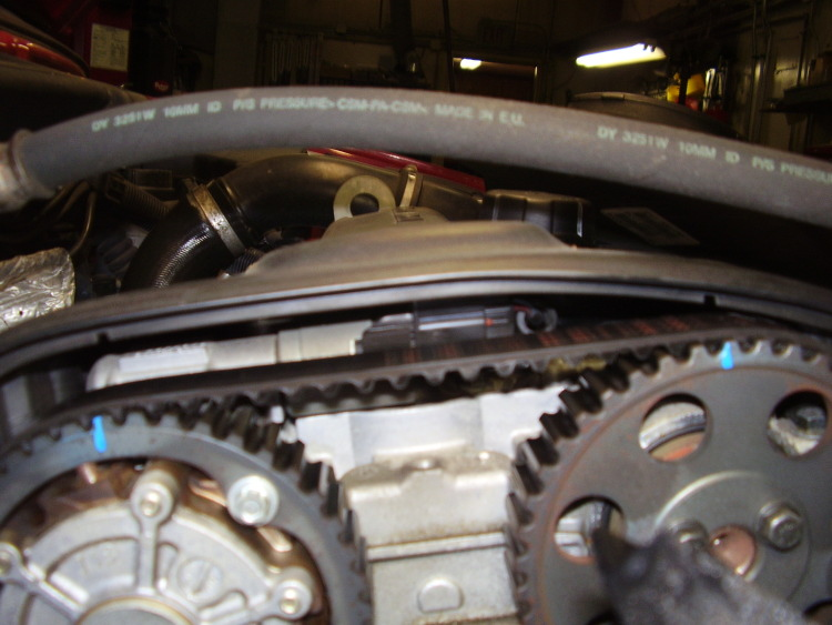 2002 Volvo V40 Serpentine Belt Routing And Timing Belt Diagrams