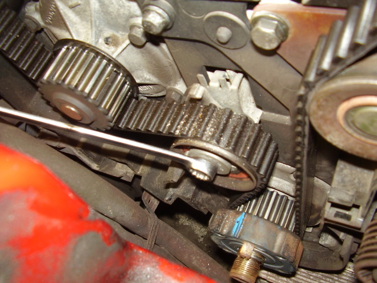 2002 volvo S40 timing belt replacement
