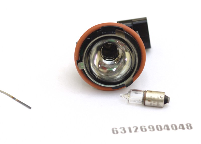 Bulb removed