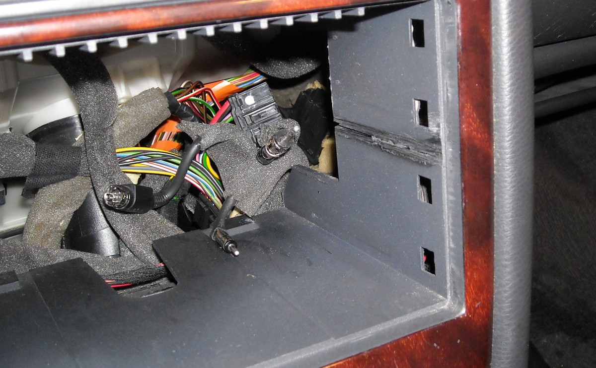 wiring harness volvo radio