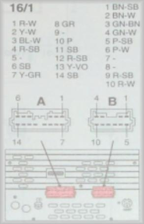Stock Stereo Wiring - Diagram or Pin Assignments?: 1998 Volvo S70 Stereo Wiring Diagram at e-platina.org