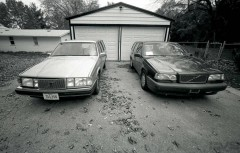 My current Volvos.   965 and 855
