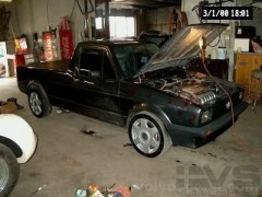 Marks VR6 TUrbo Rabbit Truck
