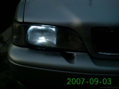front LED parking light
