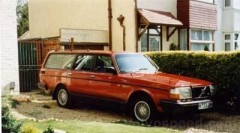 My first (and favourite) Volvo Torslanda 91'