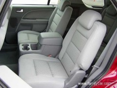 Freestyle Rear Seats