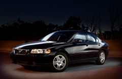 Volvo S60 Light painting