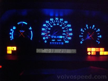 Full 95 Volvo 850 Led Conversion Walkthrough And Some