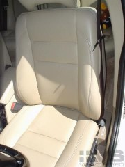 Drivers seat, original leather