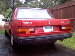 volvo 740turbo