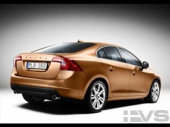 Rear bumber and exhaust  2011 S60