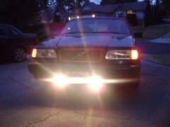 Protocol Fog Light kit from iPD