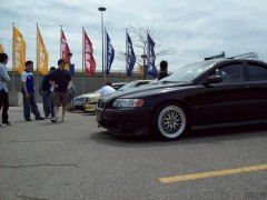 IKEA on Queensway Volvo Meet May 2