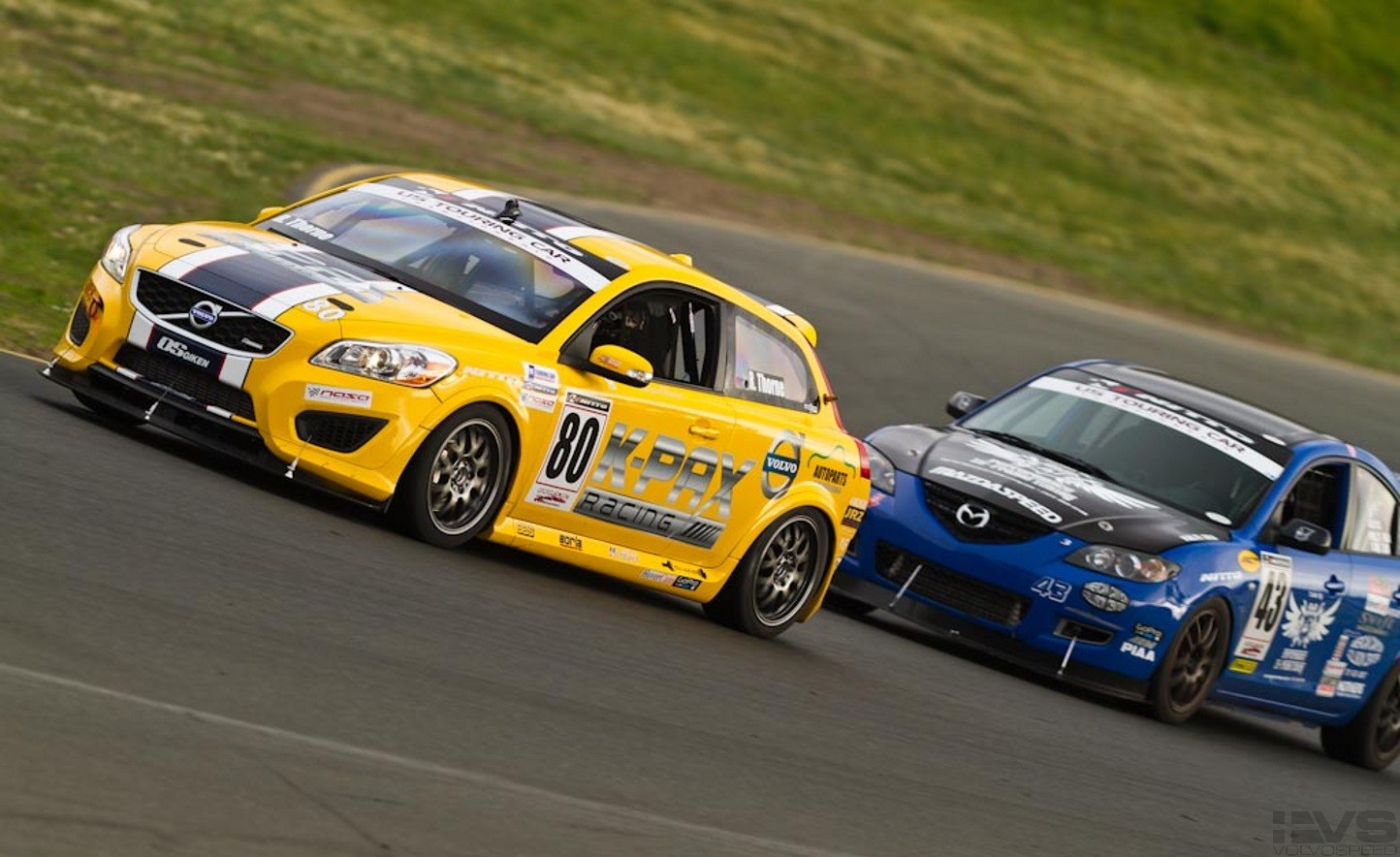 Volvo C30 Touring Car