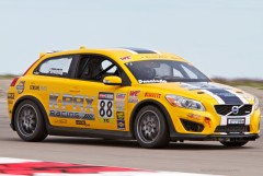 Touring Car Win in Utah