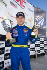 Touring Car Win in Utah 2011
