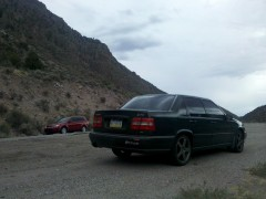 Volvo S70 New Mexico 1
