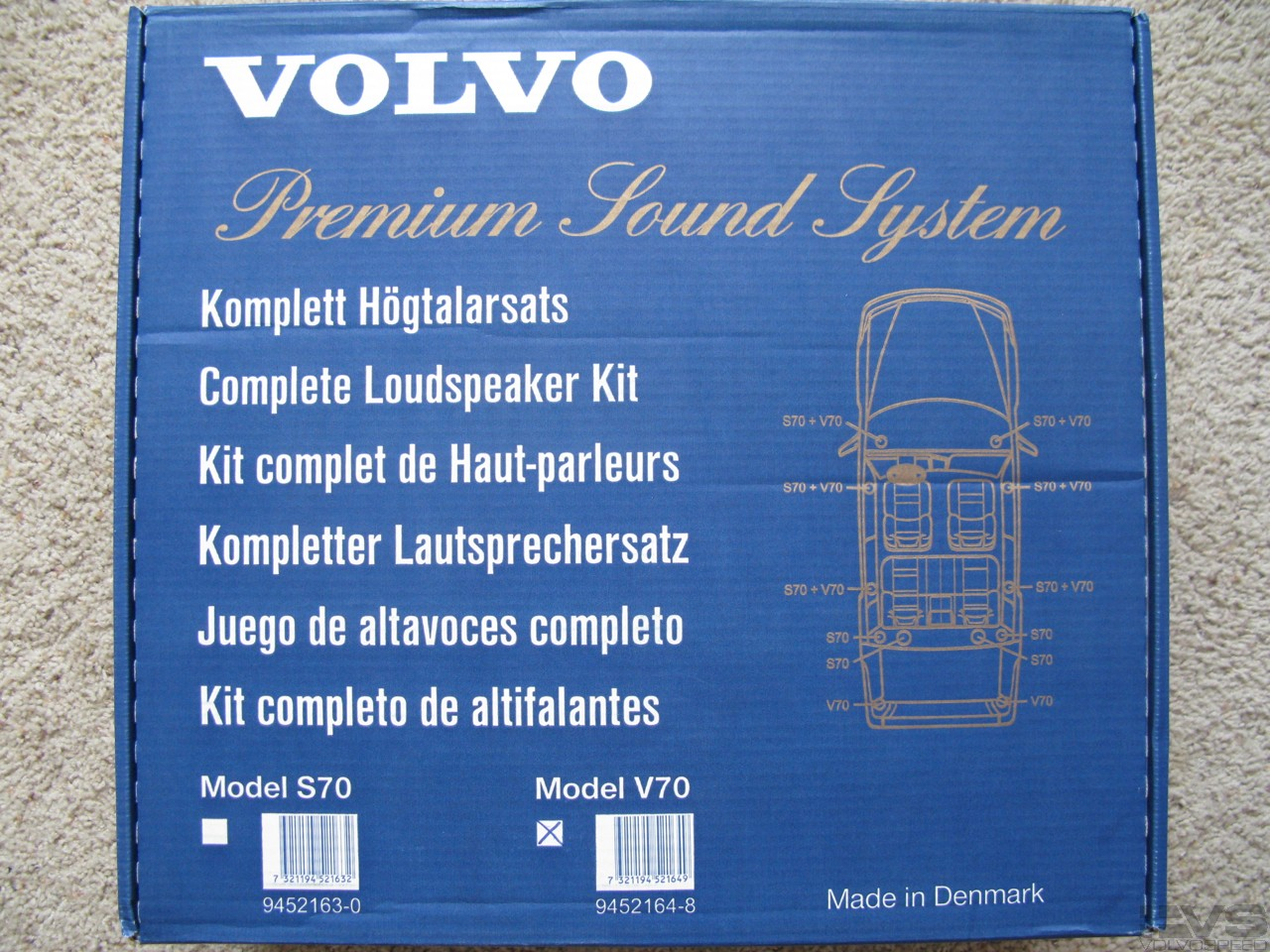 Volvo Accessories and Parts