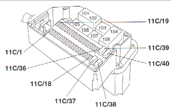 volvo 1998 s70 wiring diagram