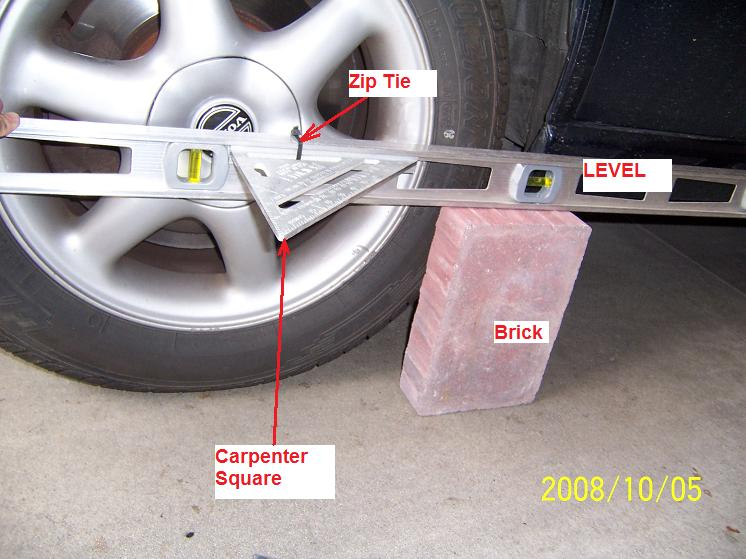 car alignment tricks  common tools   fwdawd   prior volvospeed forums