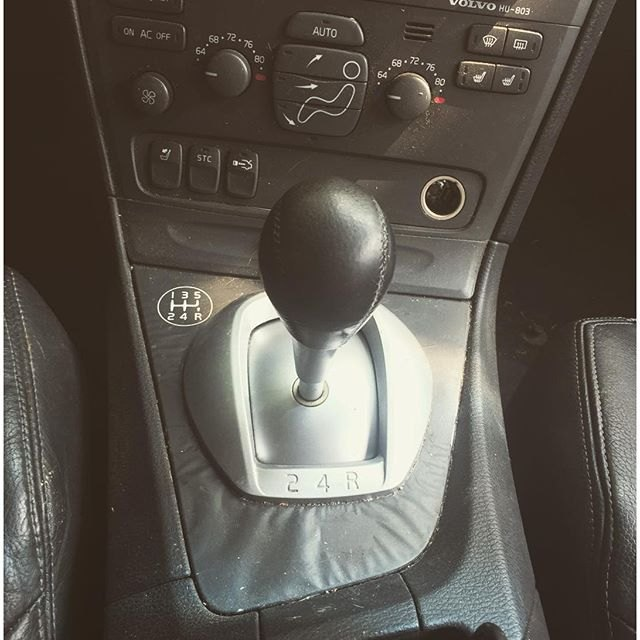 Used Volvo S60 >> s60 T5 manual spaceball shift plate/bezel 5spd - Wanted - Volvospeed Forums
