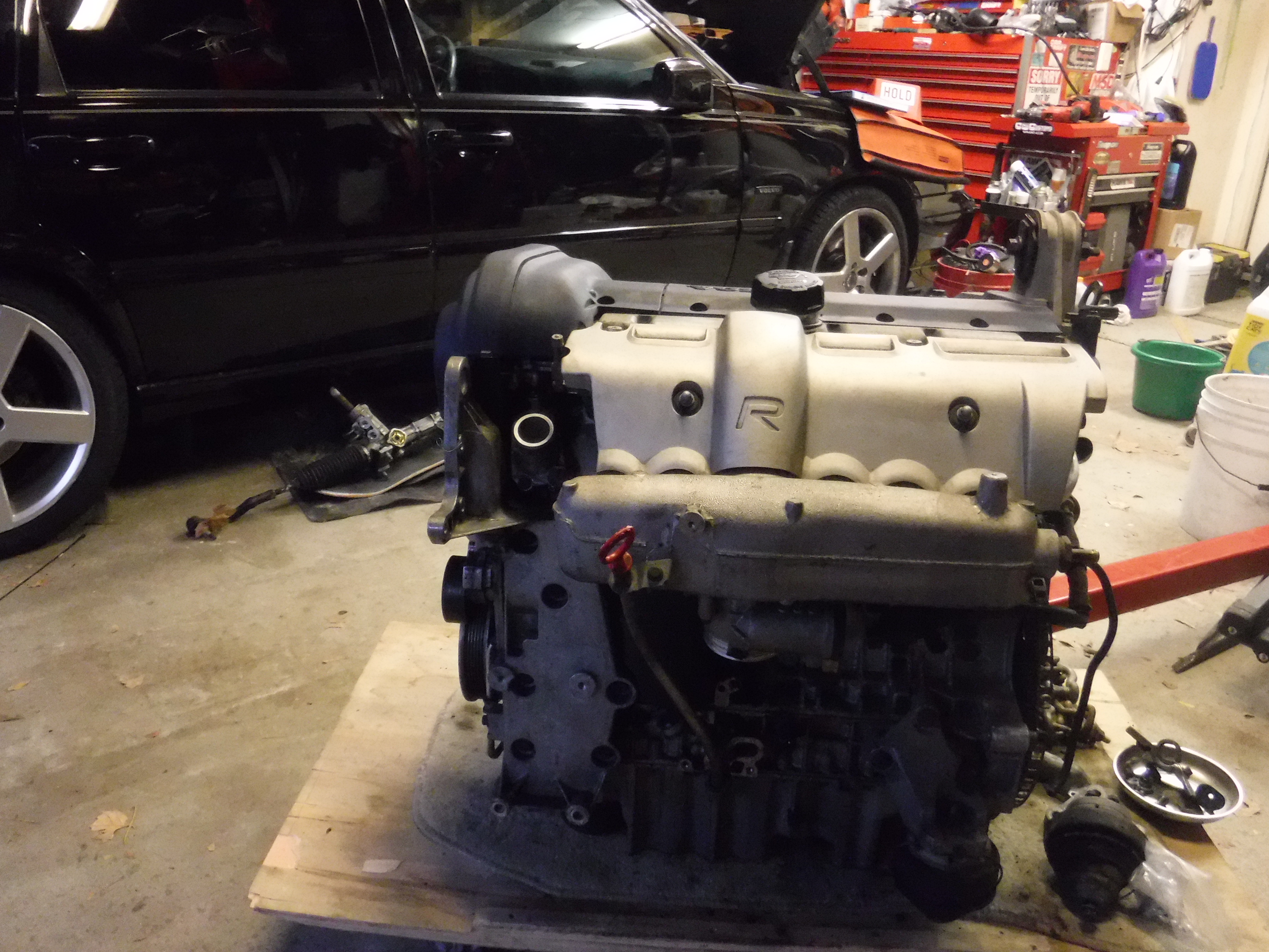 RN swap to begin - Performance Modifications - Volvospeed Forums