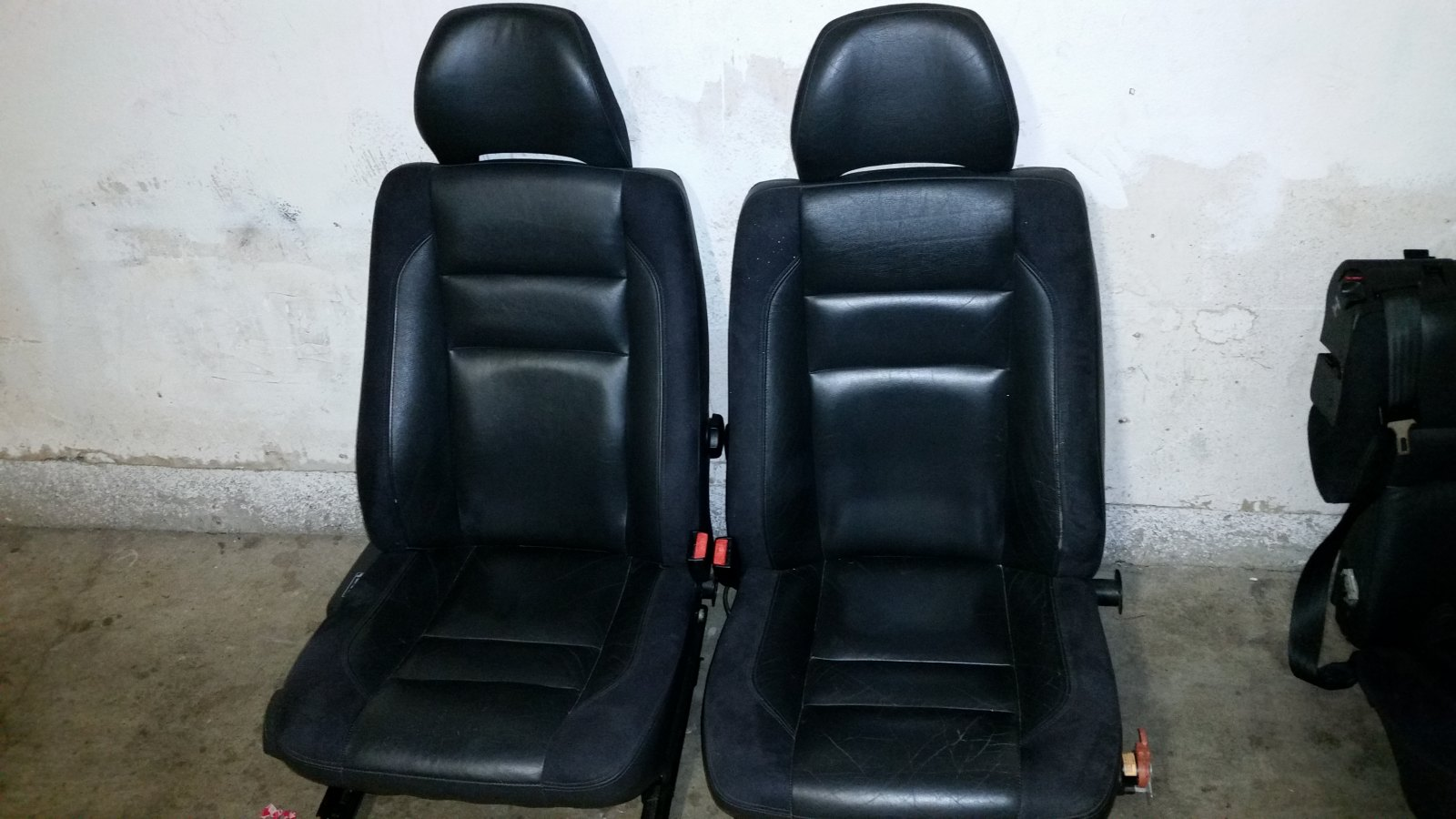 New Front Seats