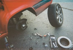 Lost a wheel bearing in carson city