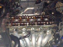 30 New performance Cam shafts Are going In  He'll yeah cam'd 5 Cyl turbo volvo!!!